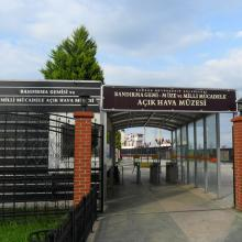 Bandırma Vapuru ve Millî Mücadele Parkı Açık Hava Müzesi